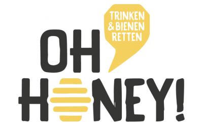 Mit jedem Schluck etwas Gutes für die Welt von morgen tun – das ist Oh, Honey!